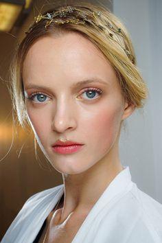Fall 2011 Couture Beauty: Chanel, Dior, Armani & Valentino | Beautylish