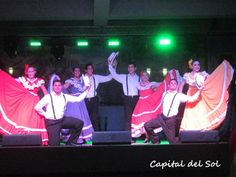 Comparsa Color Tradition and Culture is a group of folk dances.
