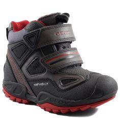 329A GEOX SAVAGE J641WC NOIR www.ouistiti.shoes le spécialiste internet  #chaussures #bébé, #enfant, #fille, #garcon, #junior et #femme collection automne hiver 2016 2017
