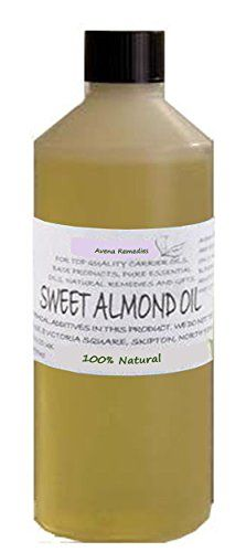 Sweet Almond Oil (Prunus Dulcis): Natural Cold Pressed Carrier Oil, ready to apply (Cosmetic Grade) 500ml has been published at http://www.discounted-vitamins-minerals-supplements.info/2013/08/11/sweet-almond-oil-prunus-dulcis-natural-cold-pressed-carrier-oil-ready-to-apply-cosmetic-grade-500ml/