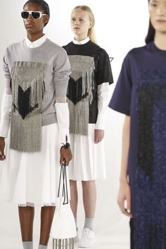 Koonhor Ready To Wear Spring Summer 2015 New York