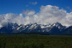 Grand Teton National Park #FindYourPark