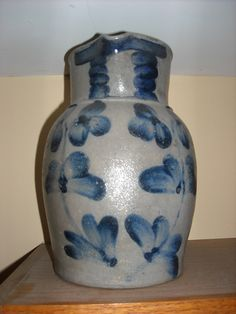 1850's Baltimore Pitcher (purchased in Charlottesville VA), Hermann