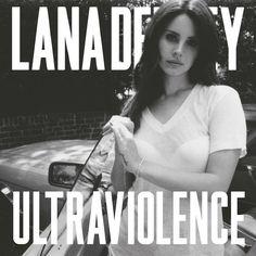 "Lana Del Rey - ""Ultraviolence""  The second album of the femme-fatale Lana del Rey"