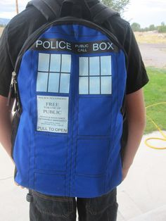 doctor who school supplies - Google Search