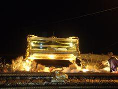 Semana Santa - Procesión Sepultado de Santo Domingo (Guatemala, 2011)