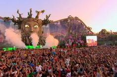 Music Festivals Around the World: You Must Attend! Tomorrowland (Belgium)