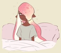 - beyond inkopolis -  Waking up early doesn't make you a morning person!