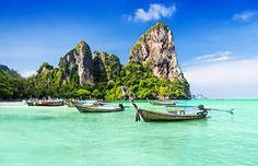Phuket, Tailândia - 5 ilhas imperdíveis para se visitar pelo mundo;