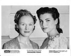 Paradise Road press kit photo stars Glenn Close Julianna Margulies
