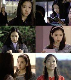 Foto2 lawas aktris cantikPark Shin Hye~