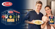 Produkttester gesucht bei Kjero, mein Einladungslink für euch: https://www.kjero.com/barilla-frische-pasta?einladung=3899170ec2