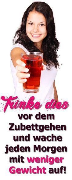 Trinke dies vor dem Zubettgehen und wache jeden Morgen mit weniger Gewicht auf! – Healthy Lifestyle 4her