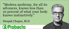 What does modern medicine know?