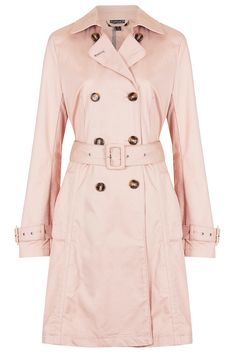Unlined Seamed Trench Coat - Jackets & Coats - Clothing - Topshop USA