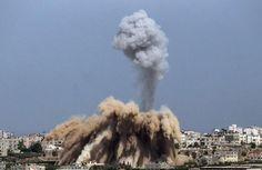 Israeli assault on Palestinians: Live Coverage via @AlakhbarEnglish #Gaza #GazaUnderAttack