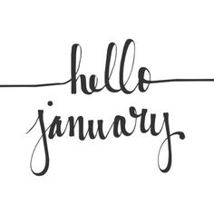 Hello January I can't wait to see what 2016 has in store for me! What goals are you setting for yourself? Bullet Journal, Daily Journal, January Month, January Baby, January 2018, December, Hello January Quotes, Hello August, Neuer Monat