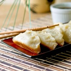 Pot Stickers. Also called Chinese Dumplings or Dim Sum. Easy to make at home, why go to the take-out?