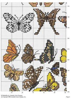 63 Butterflies 5/10