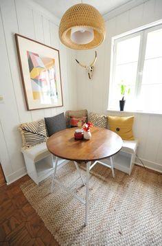 30 Small Dining Room Ideas - Doozy List