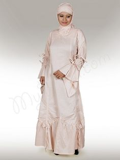Zuhur Abaya!   Style No: Ay-159   Shopping Link  : http://www.mybatua.com/zuhur-abaya   Available Sizes XS to 7XL (size chart: http://www.mybatua.com/size-chart/#ABAYA/JILBAB)