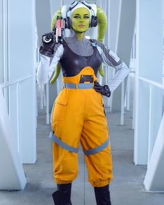 Expert 'Star Wars Rebels' Hera Syndulla Cosplay