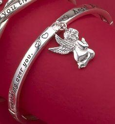 Bay Studio Inspirational Angel Charm Bracelet Bay Studio. Save 50 Off!. $9.00