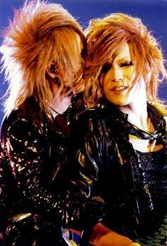 Ruki & Uruha - The GazettE