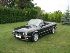 BMW E30 325i Cabrio 86