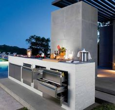 Aluminum Pergola Constructions Designs - Architecture, Interior ... Bioklimatische Terrassenuberdachungen Biossun