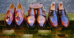 http://chicerman.com  gentlementools:  I had the pleasure to meet Alexander Nuraleff at The Rake party and I have to say that all his passion and drive are fully reflected in his work.  dandyshoecare.it  #menshoes
