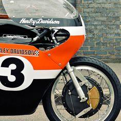 1972 Harley-Davidson XR750T