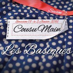 Cousu Main : Les Basiques - {Nad's Land}