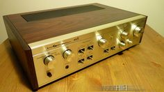 Inside Hi-Fi, original pictures of stereo audio devices.