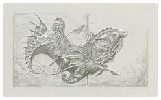 """Aaron Horkey for""""The Gilded Age"""" at Thinkspace... - SUPERSONIC ART"""