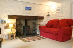 Tewennow Cottage, Cubert - SLEEPS 2 - 7 nights from £251  Brimming with charm, they don't come much more idyllic than this cosy cottage - set within a mile of the North coast.  http://www.cornishcottageholidays.co.uk/html/property_detail.php?pid=482