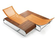lounge furniture Garden daybeds EGO Paris