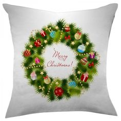 christmas decorative pillows for couch merry christmas