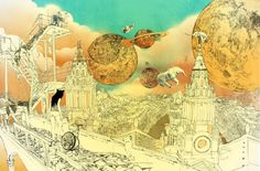 「Moon Phase Project 07」/「kudamono790」のイラスト [pixiv]