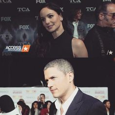Sarah and wentworth
