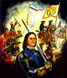 Tsar Peter the Great of Russia, Great Northern War