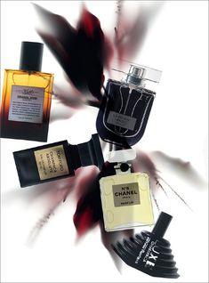 Vogue Australia 'Inscentives' - Racquel Thomas Graphic Design