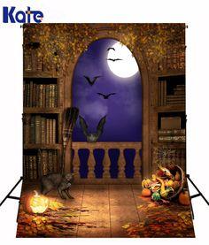 $22.90 (Buy here: https://alitems.com/g/1e8d114494ebda23ff8b16525dc3e8/?i=5&ulp=https%3A%2F%2Fwww.aliexpress.com%2Fitem%2F200cm-150cm-photography-background-Pumpkin-Black-Cat-Bat-halloween-backdrop-vinyl-backdrop-photography-WSJ-020%2F32647927149.html ) Kate  photography backgrounds Pumpkin Black Cat Bat Halloween Backdrops  Backdrops Photography Came Fotographie for Children for just $22.90