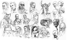 All the sketches by markopudar on DeviantArt Photo Wall, Sketches, Deviantart, Frame, Home Decor, Photograph, Decoration Home, Frames, Draw