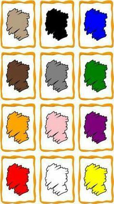 Color - boje