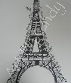 Zentangle Art Ideas | art zentangle art rooster sharpie zentangle art great exercise for the ...