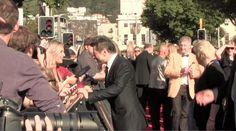 Brigitte Masters interview Andy Serkis