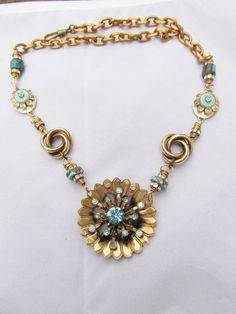 vintage assemblage jewelry - Google Search