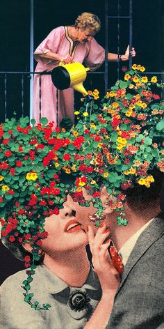 """Growing Love"" by Eugenia Loli   Portfolio  