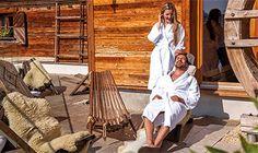 Saunabereich im Hotel Jagdhof